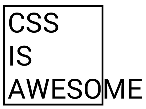 CSS Is Awesome screenshot